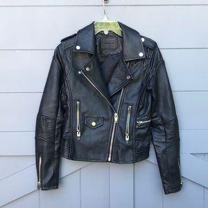 BlankNYC Faux Moto Jacket